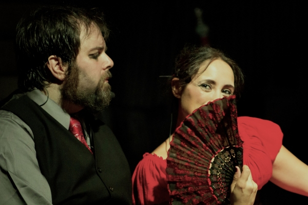 Photo Flash: First Look at 'Prog Metal' SWEENEY TODD at Landless Theater