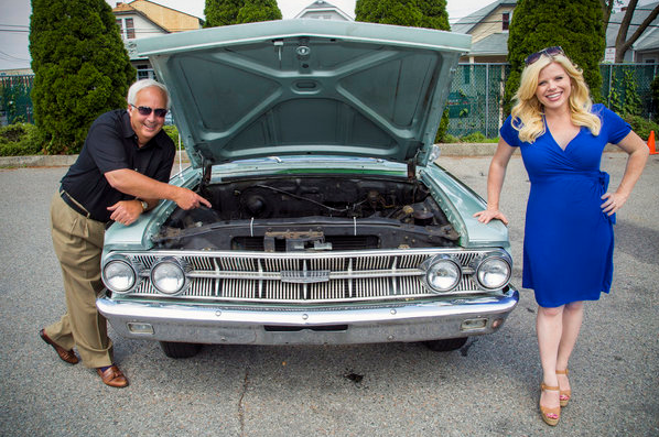 Megan Hilty Teases Tonight's CANDID CAMERA Appearance