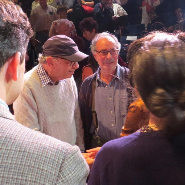 Photo Flash: Neil Simon Visits Odyssey Theatre's BROADWAY BOUND