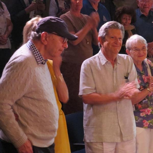Photo Flash: Neil Simon Visits Odyssey Theatre's BROADWAY BOUND