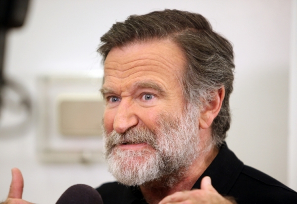 BWW Flashback: Robin Williams on Broadway