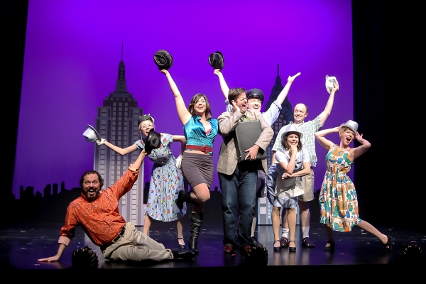 Photo Flash: Inside Look at 14th Annual Village Originals Festival of New Musicals