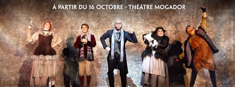 Sneak Peek Photo Of New Paris DANCE OF THE VAMPIRES
