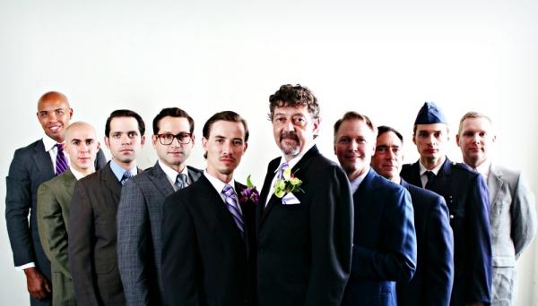 Jeremy Sonkin, Ben Burke, Nelsoln Rodriguez, Edward Fraim, Jude Hansen, Robert Ayres, Photo