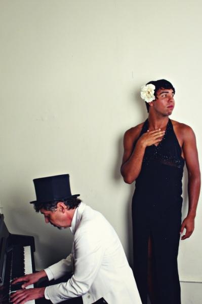 Robert Ayres (left) and Jeremy Sonkin Photo