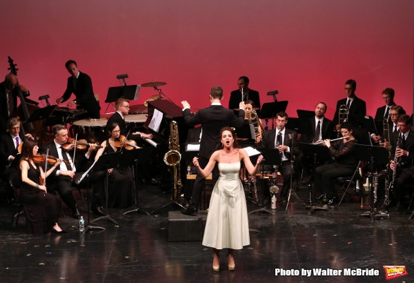 Photo Coverage: He's a What? Inside Transport Group's THE MUSIC MAN Concert with Laura Osnes, Santino Fontana, Betsy Wolfe & More!