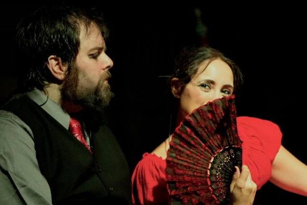 Photo Flash: 'Prog Metal' SWEENEY TODD at Landless Theater - All the Pics!