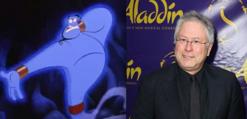 ALADDIN Composer Alan Menken Reacts to Passing of Robin Williams