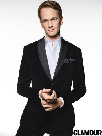 Photo Flash: - Neil Patrick Harris Talks HEDWIG & More in September Glamour