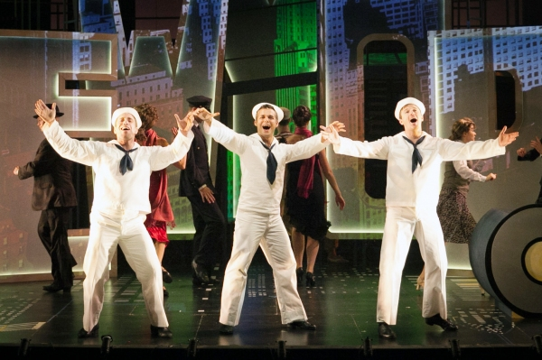 Photo Flash: First Look at Finger Lakes Musical Theatre's ON THE TOWN!