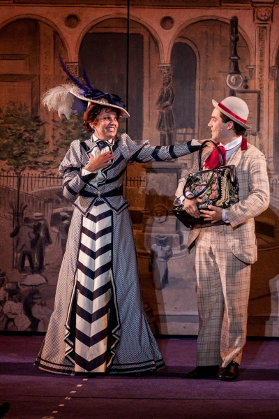 Photo Flash: First Look at Beth Leavel, John O'Hurley, Rob McClure and More in The Muny's HELLO, DOLLY!