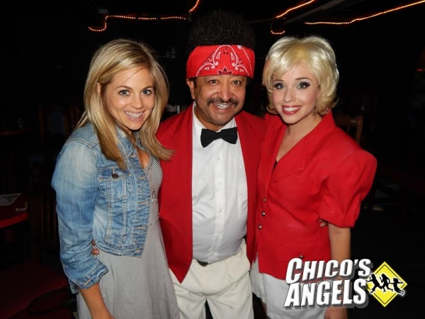 Photo Flash: CHICO'S ANGELS 2 Enjoys Star-Studded Audience with Steve Kazee, Patricia Heaton, and More!