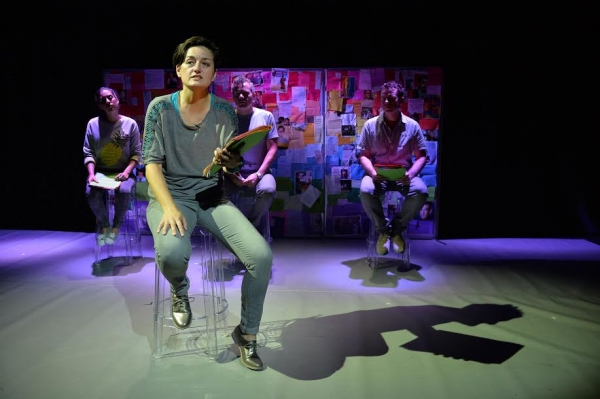 Photo Flash: First Look at Seabright Productions's OUTINGS Based on True Coming Out Stories