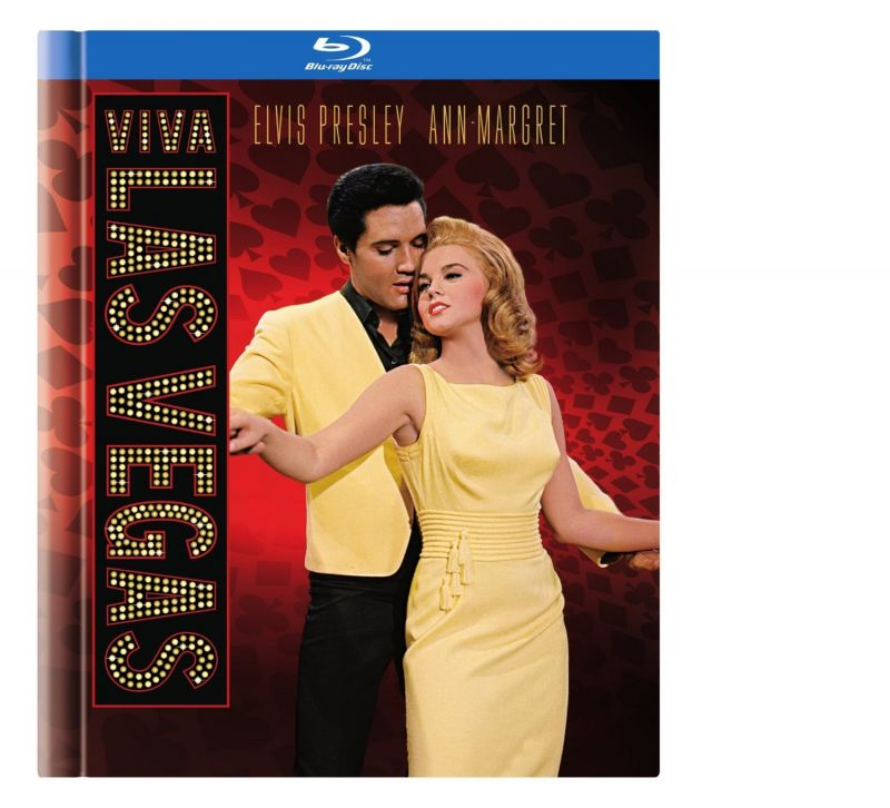 VIVA LAS VEGAS 50th Anniversary Blu-ray Now Available