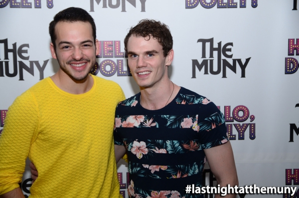 Photo Flash: First Look at Opening Night Bash for The Muny's HELLO, DOLLY!