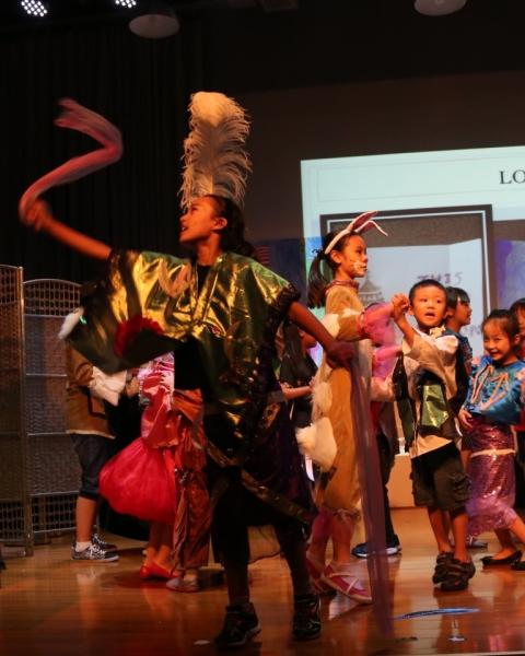 Photo Flash: Beijing Academy's Kids Camp Presents AROUND THE WORLD IN 80 DAYS