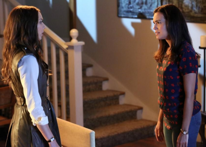 BWW: Recap: 'A Dark Ali' Shows Herself on Pretty Little Liars