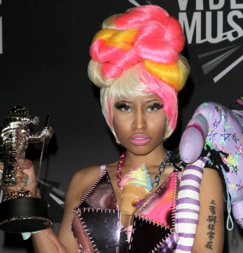 Nicki Minaj to Make Solo VIDEO MUSIC AWARD Performance Debut, 8/24