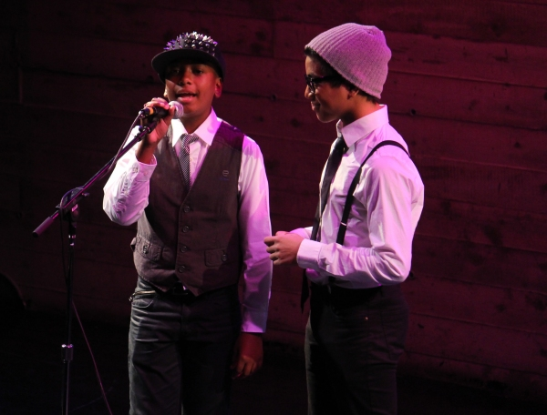 Photo Coverage: Broadway Kids Unite for CABARET FOR A CAUSE!