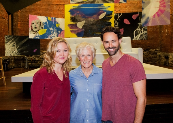 Julia Stiles, Glenn Close, James Wirt