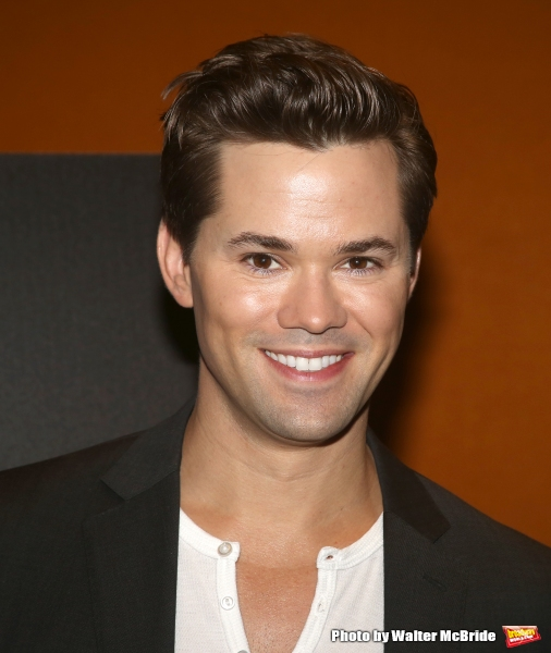 Photo Coverage: Andrew Rannells Meets the Press Alongside HEDWIG Cast & Creative Team!