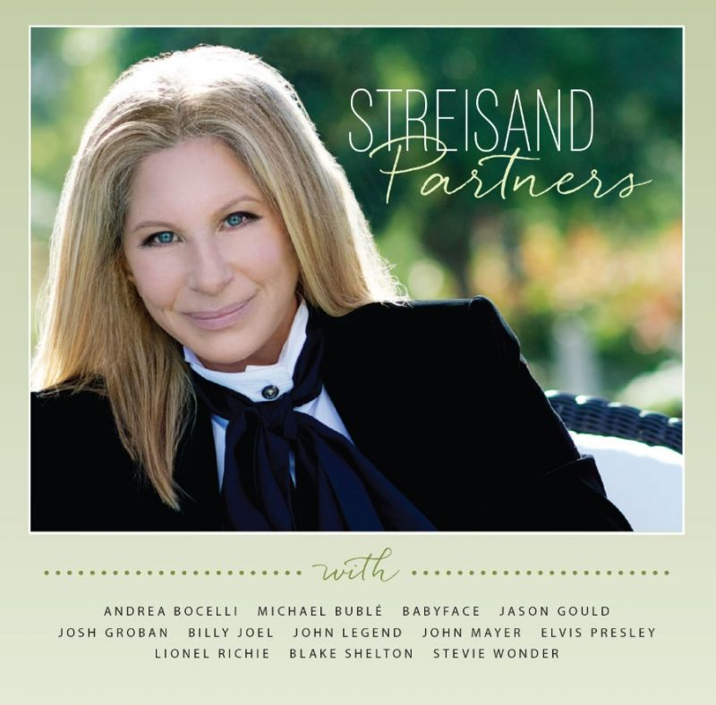 'Way We Were', 'Love Me Tender' & More Set for Barbra Streisand's 'Partners' Album; Full Duets Track List Revealed!