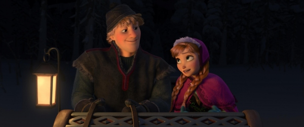 Photo Flash: First Look - ABC's THE STORY OF FROZEN: Making a Disney Animated Classic