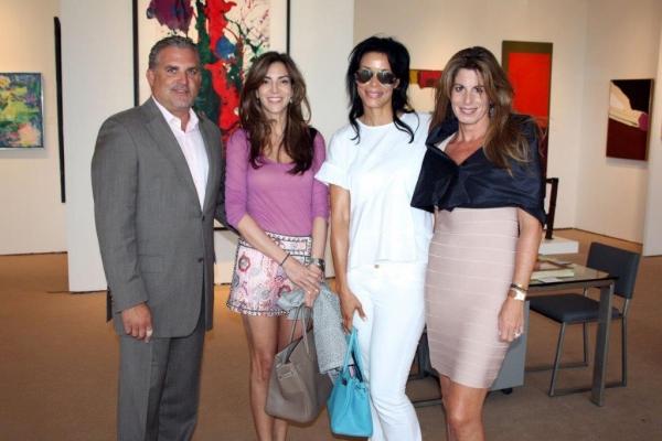 Nick Korniloff,  Ana Maria Perez , Kim Heirston, Pamela Cohen Photo