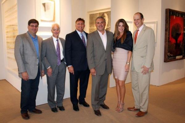 Richard Yastrzemski, Steven Bernstein, Mark Epley, Nick Korniloff, Pamela Cohen, Robe Photo