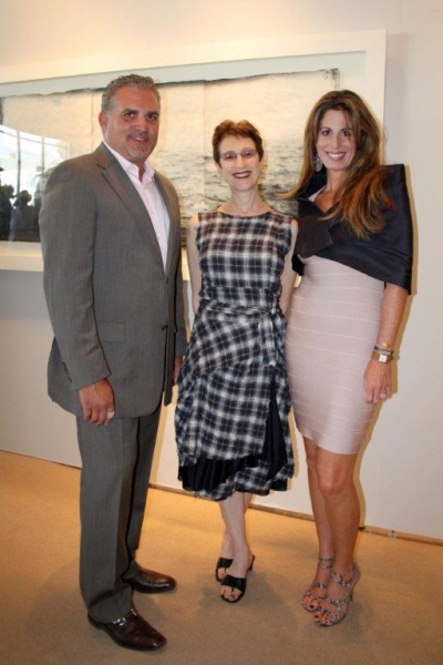 Nick Korniloff, Terrie Sultan and Pamela Cohen Photo