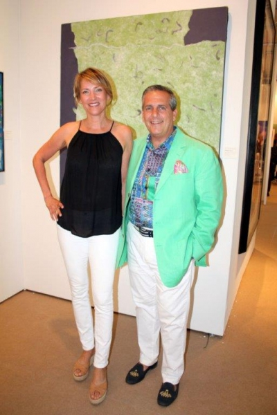 Photo Flash: Third Edition of Art Southampton Opens to Huge Success