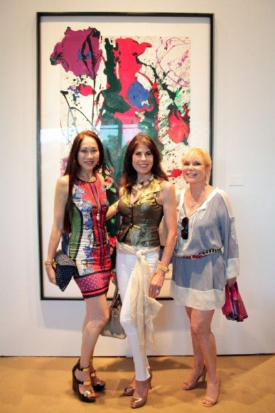Lucia Hwong Gordon, Lauren Day Roberts, Wendy Federman