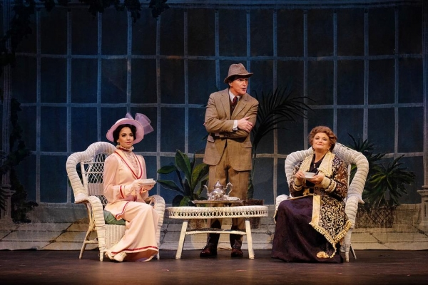 Photo Flash: First Look at Moonlight Stage's MY FAIR LADY, Opening Tonight