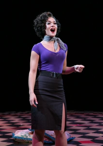 Photo Flash: First Look at North Shore Music Theatre's GREASE