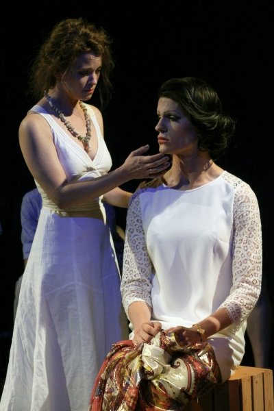 Photo Flash: First Look at THE HURRICANE at FringeNYC