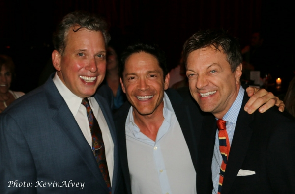 Billy Stritch, Dave Koz and Jim Caruso
