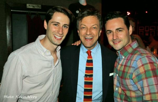 Daniel Rowan, Jim Caruso, Max von Essen