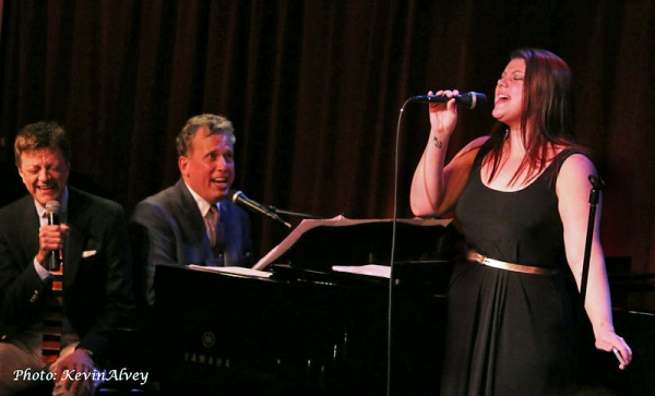 Jim Caruso, Billy Stritch and Jane Monheit