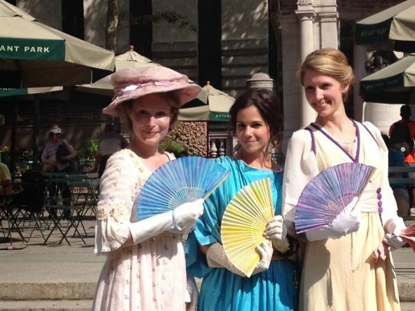Amanda Jones, Natalie Roy and Hannah Jane McMurray Photo