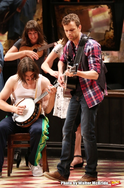 Photo Coverage: ONCE Celebrates 1,000 Performances with Creator Glen Hansard!