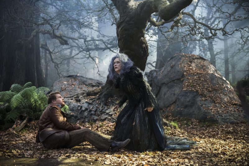 New Sondheim INTO THE WOODS Song Cut from Final Version; Marshall Calls Streep's Voice 'Off the Charts'