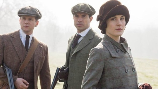 Photo Flash: New Photos from DOWNTON ABBEY's Season 5 Reveal Time Jump in Store