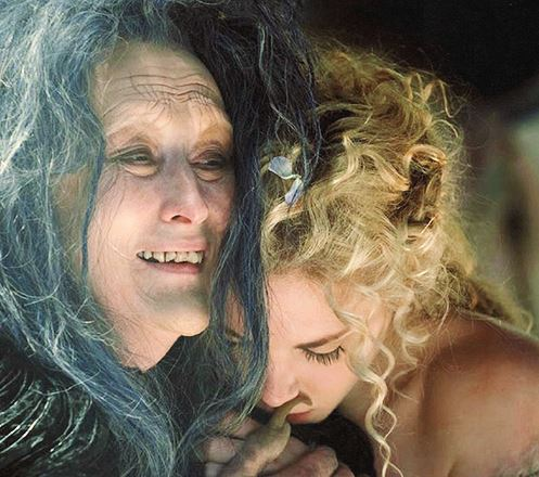 New INTO THE WOODS Still of Meryl Streep as The Witch Revealed!