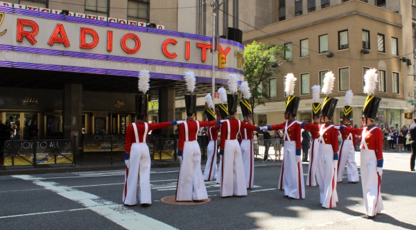 Photo Coverage: The Rockettes Celebrate Christmas in August at Radio City Music Hall!