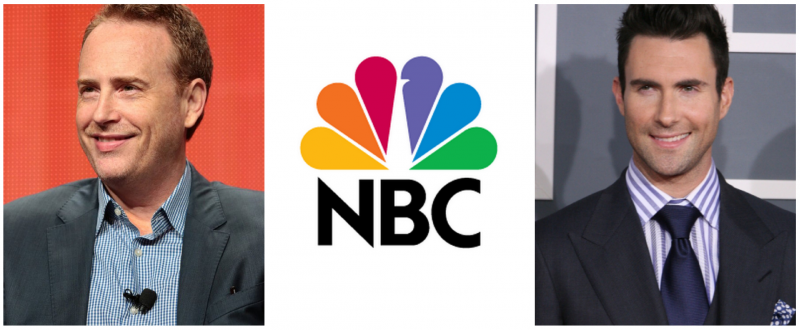 NBC Developing Two Musical Miniseries with Boardwalk Entertainment & Adam Levine