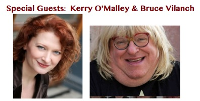 Kritzerland to Celebrate 4th Anniversary with Special Guests Kerry O'Malley and Bruce Vilanch, 9/7