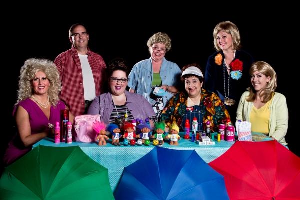 Photo Flash: Meet the Cast of City Theater's BINGO