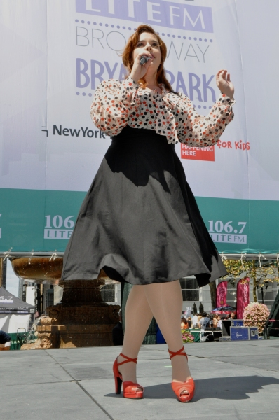 Photo Coverage: MATILDA, MOTOWN, ON THE TOWN & More Conclude BROADWAY IN BRYANT PARK's 2014 Season