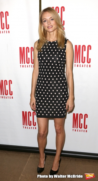 Photo Coverage: Meet the Company of MCC's THE MONEY SHOT, with Heather Graham and More!