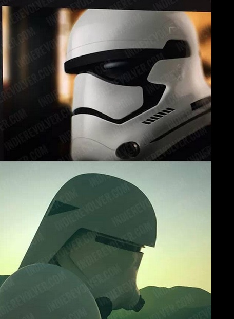 Photo: First Glimpse of STAR WARS: EPISODE VII Stormtroopers